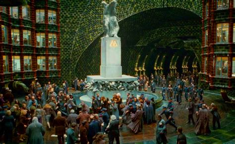 Infiltration of the Ministry of Magic   Harry Potter Wiki