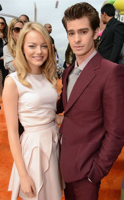 Fresh Faces from Emma Stone & Andrew Garfield: Romance