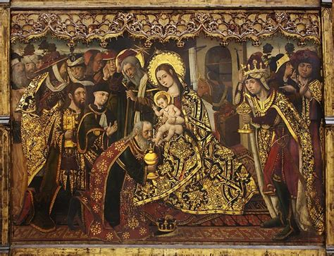 The Birth of Jesus in Art: 20 Gorgeous Paintings of the