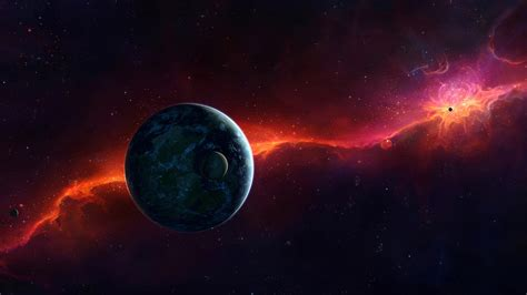Cosmos Planets 4K Wallpapers | HD Wallpapers | ID #20307
