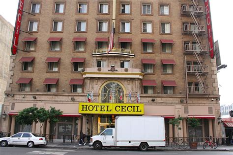 The Cecil Hotel: Inside the infamous hotel featured in two