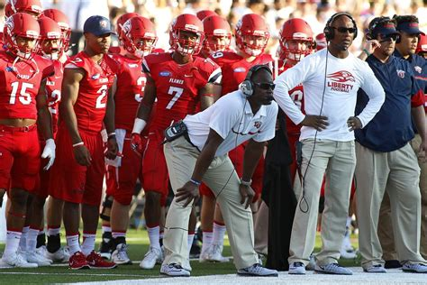 Liberty University making surprise jump up to FBS football