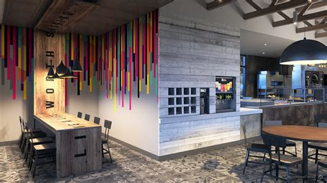 Taco Bell's new restaurants are unrecognizable   Business