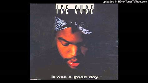Ice Cube - It Was A Good Day (Radio Edit) - YouTube