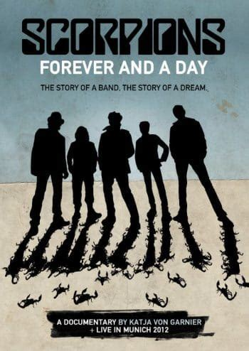 Scorpions to release documentary 'Forever And A Day' on