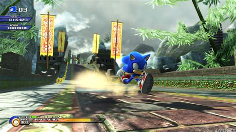Sonic Unleashed - Karta hry | Games