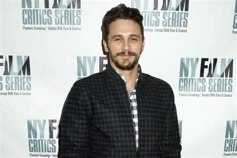 James Franco says shyness prevents him from finding a