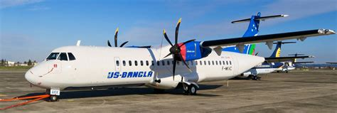 TrueNoord leases two further ATR 72-600s to US-Bangla