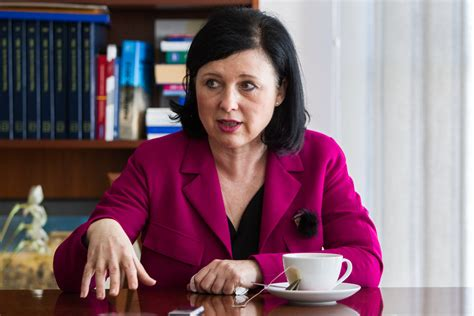 Jourová: Fico not fully informed on all EC's activities on