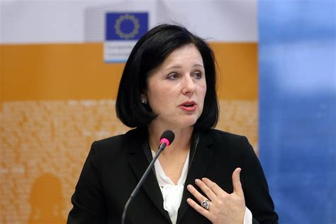 Jourová: EU action unlikely to change Hungarian university