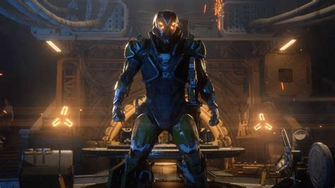 BioWare's Anthem Is Multiplayer But Can Be Played Solo