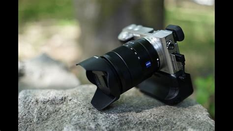 Vlog - Vertical Battery Grip for Sony A6000 - YouTube