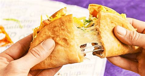 Taco Bell's Quesalupa — What Exactly Is It?
