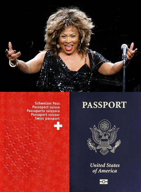 Will Tina Turner Have To Turn In Her American Passport To