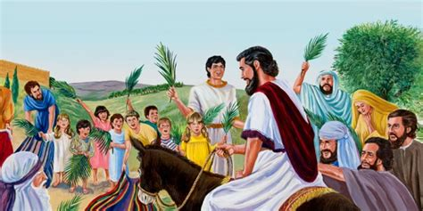 Jesus Comes as King — Watchtower ONLINE LIBRARY