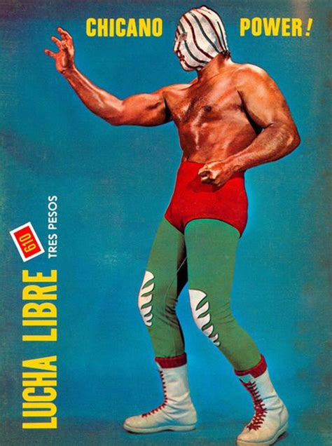 Lucha Libre Magaine Covers Of The 1970s - Flashbak