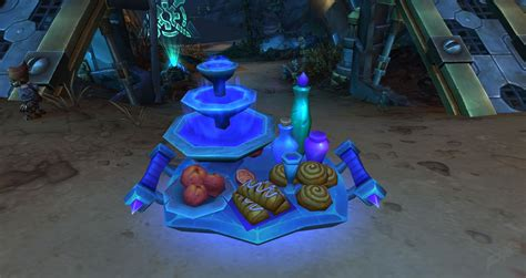 Conjure Refreshment - Spell - World of Warcraft