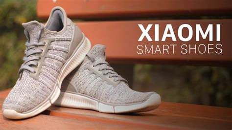 Xiaomi Smart Shoes: Yes, They Are Awesome! - YouTube