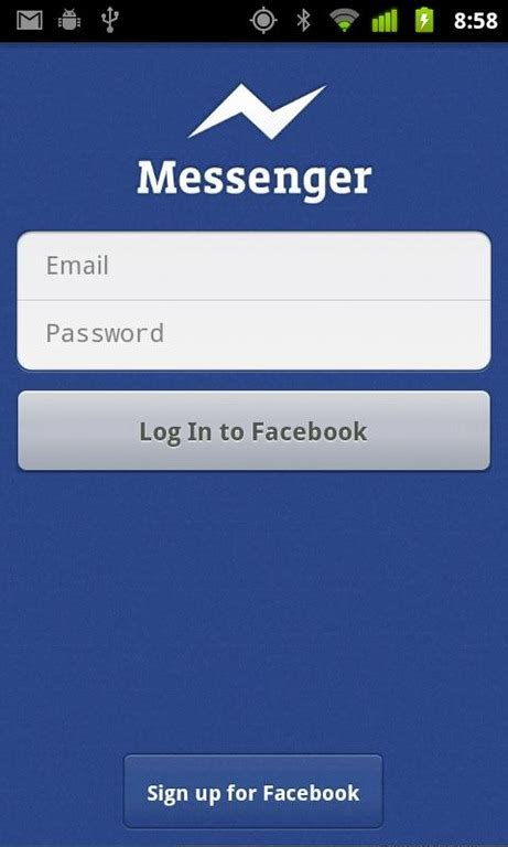 [Download] Facebook Messenger App For Android and iOS