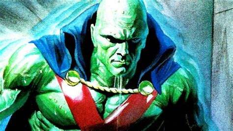 Who Is the Martian Manhunter? - IGN