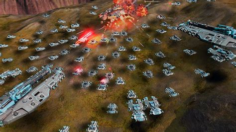 Stardock Reveals New RTS Powered by Oxide Games' Nitrous