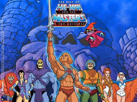 Les Maitres de l'Univers (He-Man and the Masters of the
