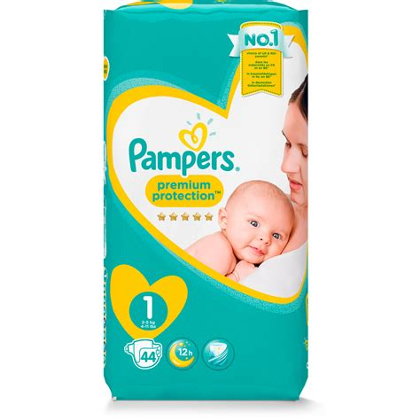 Pampers New Baby Mid Pack maat 1 | Blokker