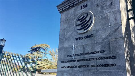 WTO | 2020 News items - UK notifies WTO on implications of