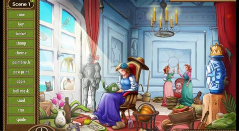 StoryQuest | Free Online Hidden Object Game | Pogo