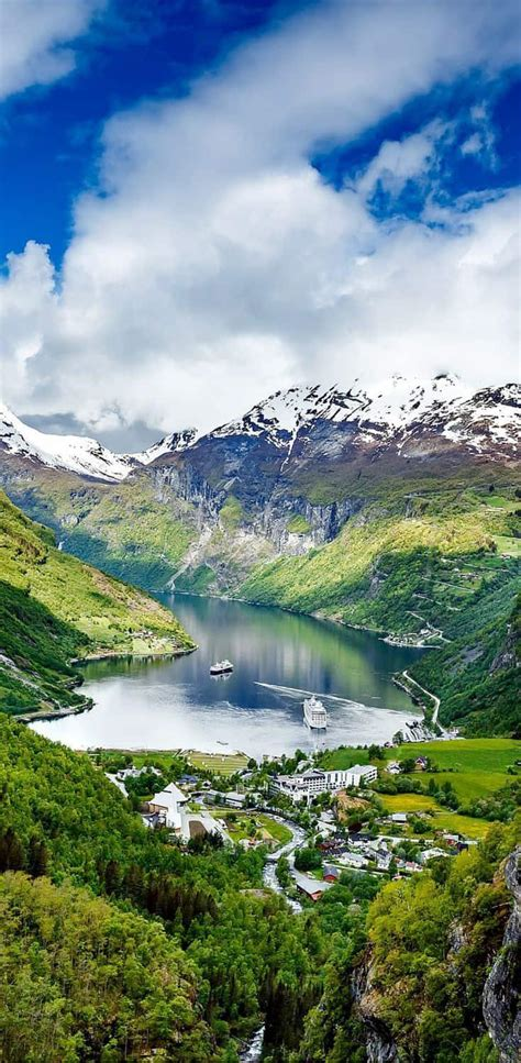 Norway vacations best places to visit - summervacationsin