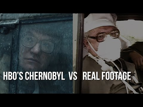 Drone Captures Apocalyptic View Of Chernobyl Nearly 30
