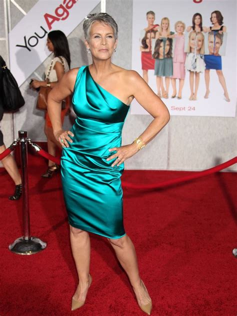 Jamie Lee Curtis Car Accident — Actress Raced To The