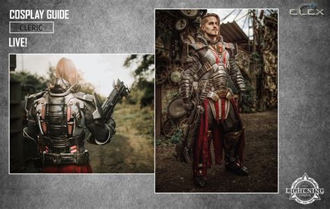Official ELEX Cosplay Guide | Lightning Cosplay