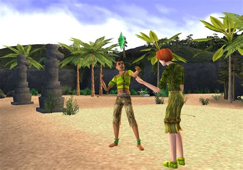 The Sims 2: Castaway - Games