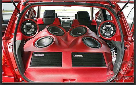 Gallery of Vehicles with GIANT Sound Systems! – Mark Traffic