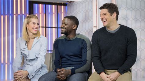Allison Williams and co-stars talks new movie 'Get Out