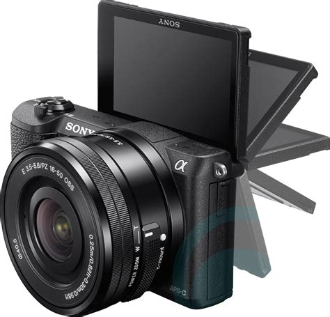 Sony Alpha ILCE5100LB Mirrorless Compact System Camera