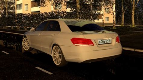 Mercedes-Benz E300 (W212) Stage 1 - CCD Cars - City Car