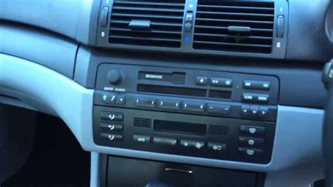BMW 320td E46 2003 Compact review - YouTube