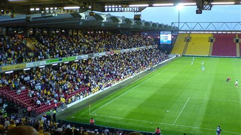 Vicarage Road Stadium - Rugby (Union & League