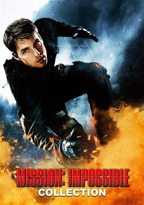 mission impossible - Plex Collection Posters