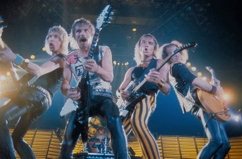 Scorpions' 'Wind of Change': The Oral History of the Epic