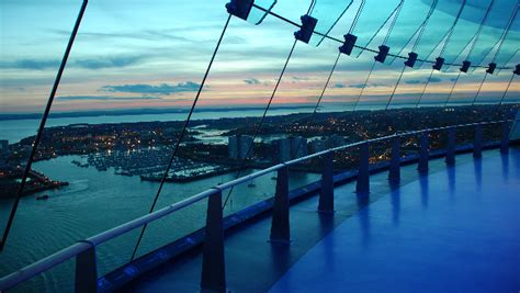 Afternoon Tea with a View at Spinnaker Tower for Two   Red