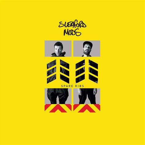 Sleaford Mods: Spare Ribs