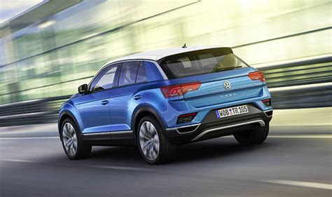 VW T Roc 2017 revealed - New SUV specs, design and
