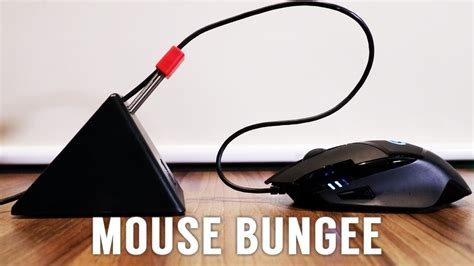 Hotline Mouse Bungee (Zowie Camade Clone) Unboxing