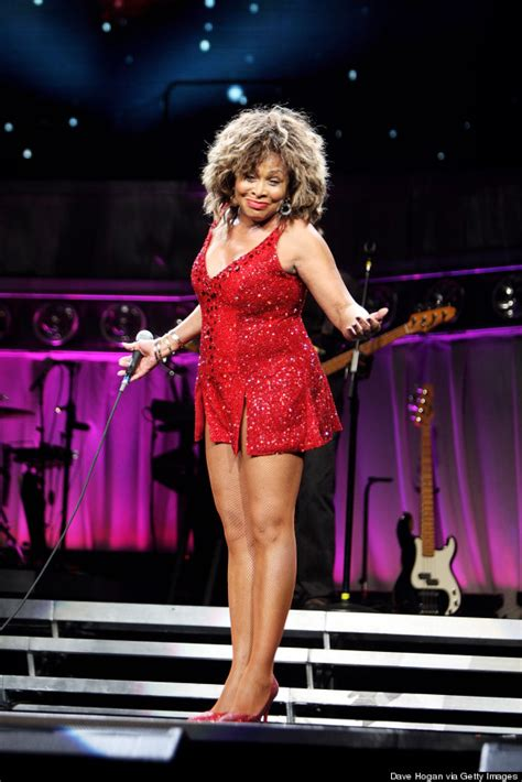10 Times Tina Turner's Legs Were 'Simply The Best' | HuffPost