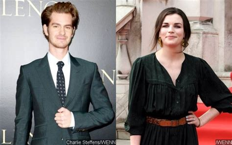 Andrew Garfield and Comedian Aisling Bea Spark Romance