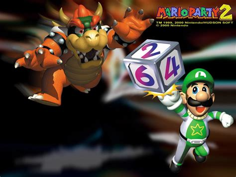 Mario Party2 Wallpapers - Download Mario Party2 Wallpapers