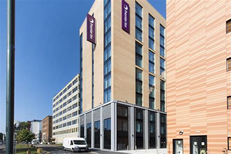 Hotel Premier Inn Bournemouth East Cliff, Bournemouth